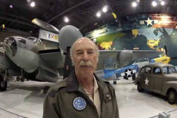 "I did a ""Kermie Cam"" tour of our DeHavilland Mosquito"