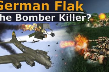 Flak 88 - The German Gun That Destroyed Bombers