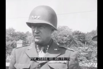 George S. Patton and The Third Army 1960 - Documentary
