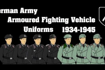 German Army Armoured Fighting Vehicle Uniforms 1934-1945
