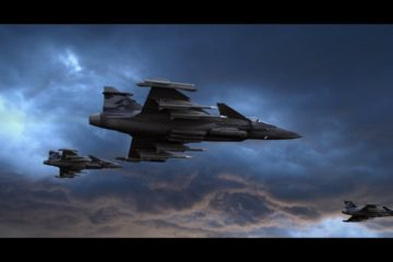 Gripen: The Smart Fighter