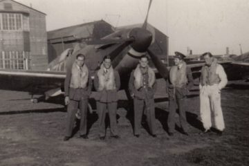 Group Captain Sir Douglas Bader