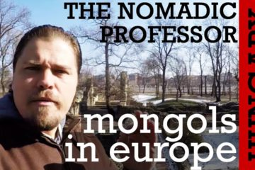 How far did the Mongols get in Europe