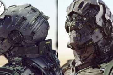 Insane Sci-Fi Military Tech & Machines