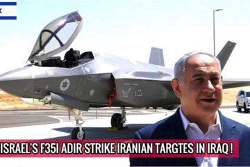 Israel's F35i Hit Iranian Target In Iraq !!