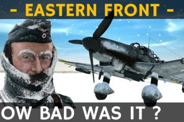 Luftwaffe on the Eastern Front 1941/42 - How Bad Was It?