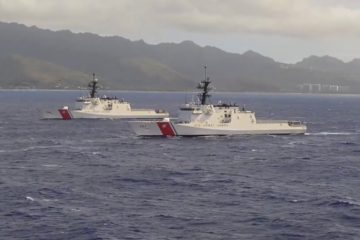 Newest US Coast Guard Cutters
