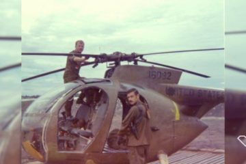 OH-6A Pilot