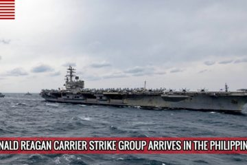 Ronald Reagan Carrier Strike Group