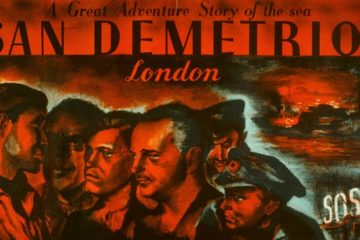 San Demetrio London (1943) The San Demetrio of the title is a British merchant ship in an Atlantic convoy in 1940. Disabled and left to the mercy of patrolling U-boats the crew must keep her afloat and out of harms way. Directors: Charles Frend, Robert Hamer (uncredited) Writers: Robert Hamer (screenplay), Charles Frend (screenplay) Stars: Arthur Young, Walter Fitzgerald, Ralph Michael |