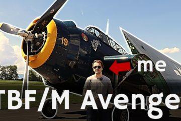 TBF/M Avenger
