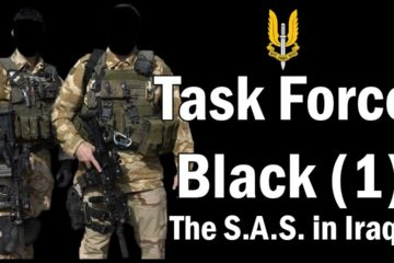Task Force Black : The S.A.S. in Iraq