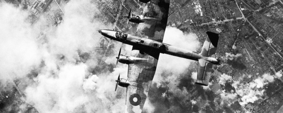 The Air War of WW2