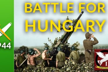 The Battle For Hungary: October - December 1944