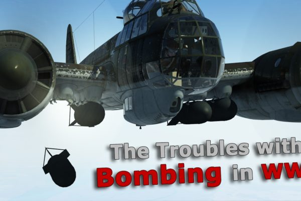 The Trouble with Bombing During World War 2