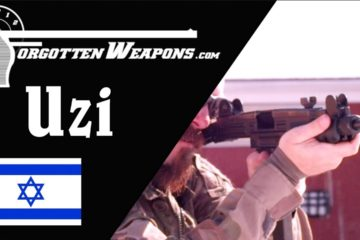 The Israeli Uzi has become a truly iconic submachine gun through both its military use and its Hollywood stunts