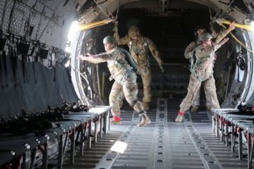 US - 3rd Special Forces Group Airborne Command - 2019