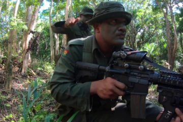 US Army - Jungle Warfare Training