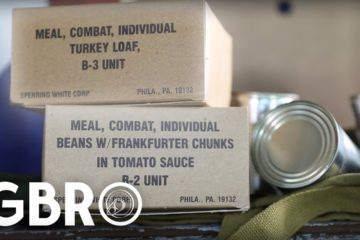 In the first episode of the Great British Ration Off, our military veterans sample the taste of Vietnam. Turkey has never tasted so… old. More than 40 years old. Yum.
