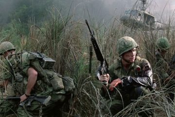 War Movie : Hamburger Hill 1987