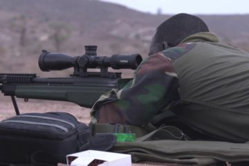 US Marines & Senegalese Armed Forces Training Together