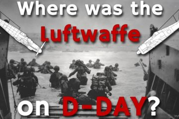 Where was the Luftwaffe on D-Day