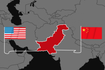 Why China and the U.S. are Vying for Dominance in Pakistan