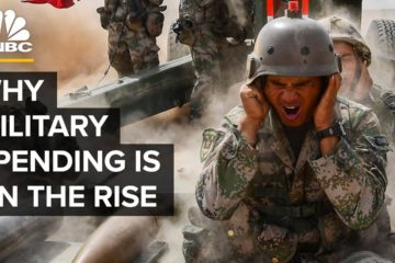 Why Global Military Spending is on the Rise