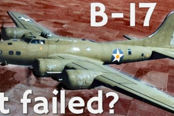 The B-17 is one of the most famous heavy bombers from World War 2 but it was also supposed to be used in quite a different role. One it couldn't fulfill.