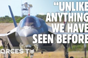 What It's Like To Fly An F-35B.