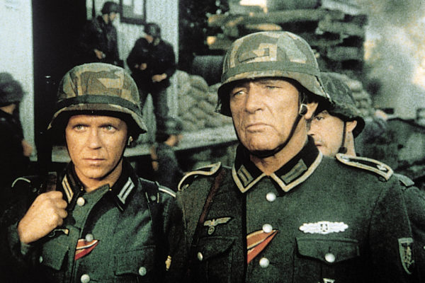 In 1944 a German sergeant gets involved in an anti-Hitler conspiracy, and saves the life of an American colonel.