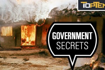 10 Horrifying Declassified Secrets