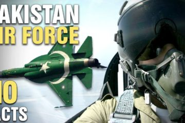 10 Surprising Facts about the Pakistan Air Force
