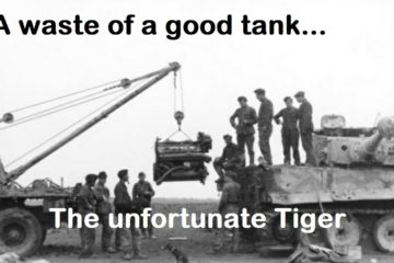A Controversial Opinion on the Tiger Tank