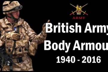 Body Armour Vests of the British Army | 1940 - 2016