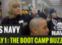 Though Recruits face many uncertainties upon first arriving to Recruit Training Command, the Navy's only Boot Camp
