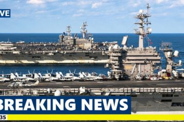 Chinese Shocked : Why China Can't Target U.S. Aircraft Carriers