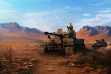 Evolution of a Legend Tank Aces