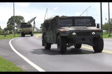 Florida National Guard Units Mobilize - Hurricane Dorian