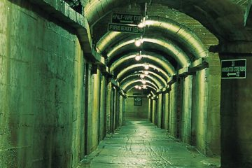 German Military Underground Hospital - Guernsey