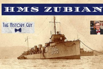 HMS Zubian and the Dover Patrol