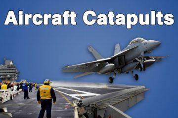 How Supercarrier Aircraft Catapults Work