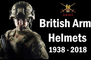 Infantry Helmets of the British Army - 1938 - 2018