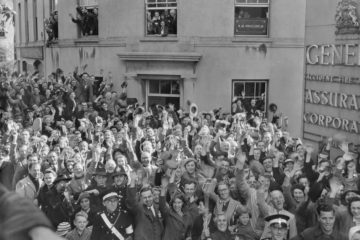 Liberation of Guernsey May 1945