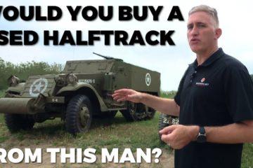 M3 Halftrack - WW2 - Strength & Weaknesses