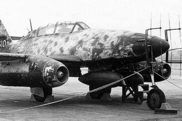 Me 262 Rare interview - Bob Strobell (Watson Whizzers)