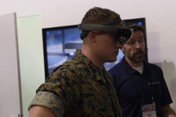 Modern Day US Marine - Expo 2019
