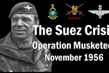 Operation Musketeer: British Army & the Suez Crisis | November 1956