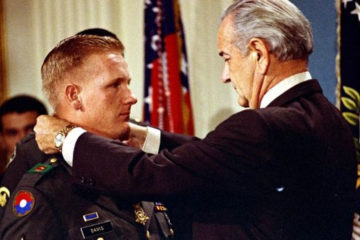 Sammy Davis, Medal of Honor, Vietnam War