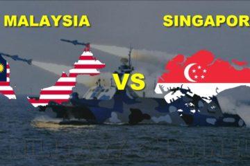 Singapore vs Malaysia - Military Power Comparison 2019